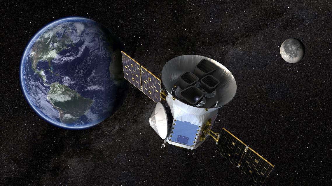 TESS, the Transiting Exoplanet Survey Satellite تيس