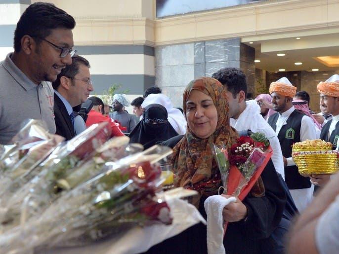 خانوادههای قربانیان حمله تروریستی نیوزلند برای ادای مناسک حج وارد سعودی شدند