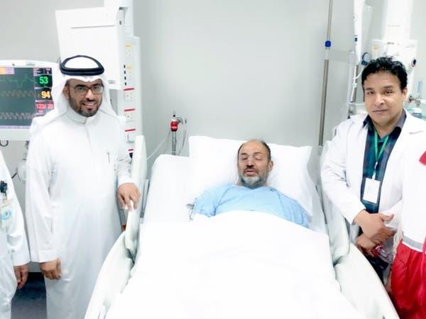 هذا ما قاله طبيب سعودي أجرى عملية جراحية ناجحة لحاج إيراني