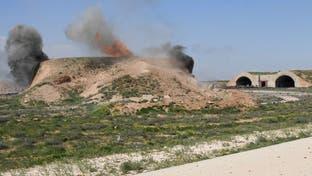 ضربات إسرائيلية تستهدف مواقع عسكرية في حمص