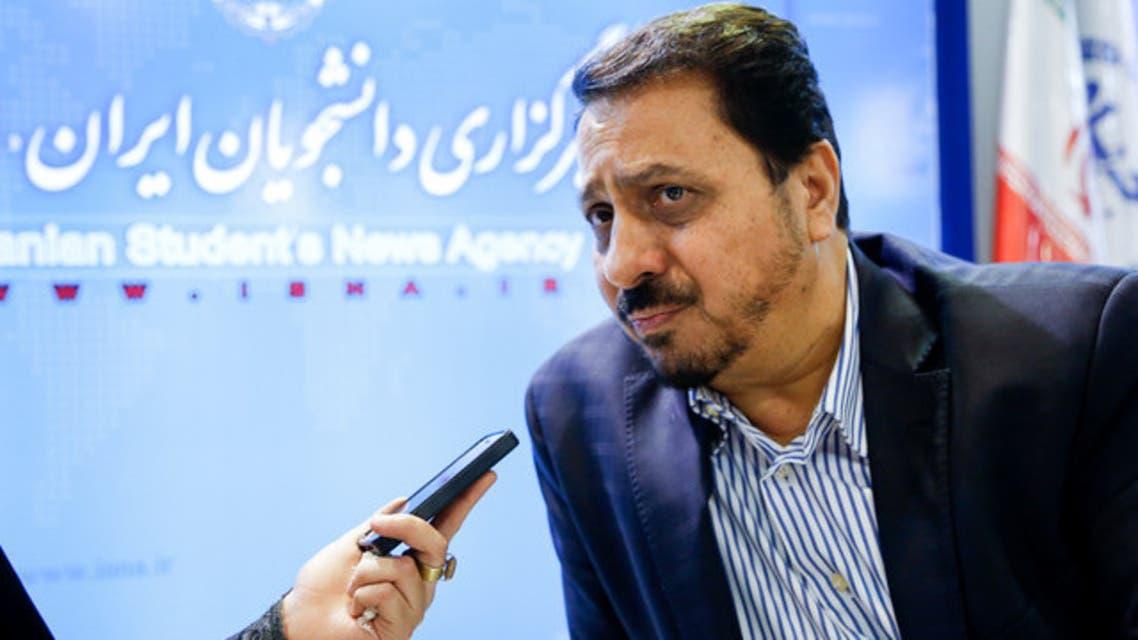 محمود عباسی، معاون حقوق بشر و امور بینالملل وزارت دادگستری ایران