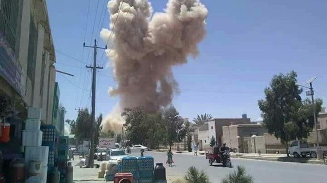 انفجار در قندهار افغانستان هشت نفر زخمی شدند