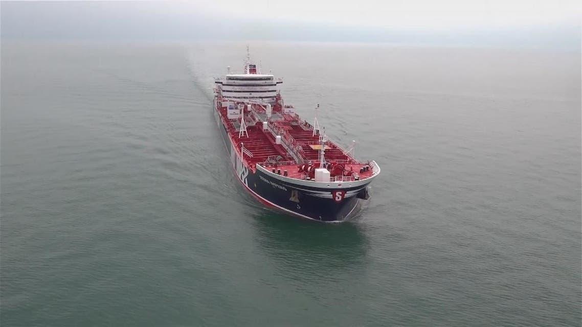 مسلسل مصادرة إيران للسفن بمضيق هرمز مستمر
