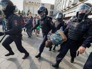 برلين عن توقيف متظاهرين في موسكو: خرق لالتزامات روسيا
