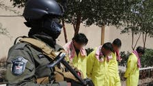 Fifteen alleged drug traffickers escape Iraqi custody