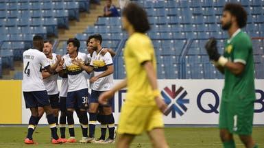 النصر يفتتح موسمه بمواجهة صعبة أمام الوحدة الإماراتي