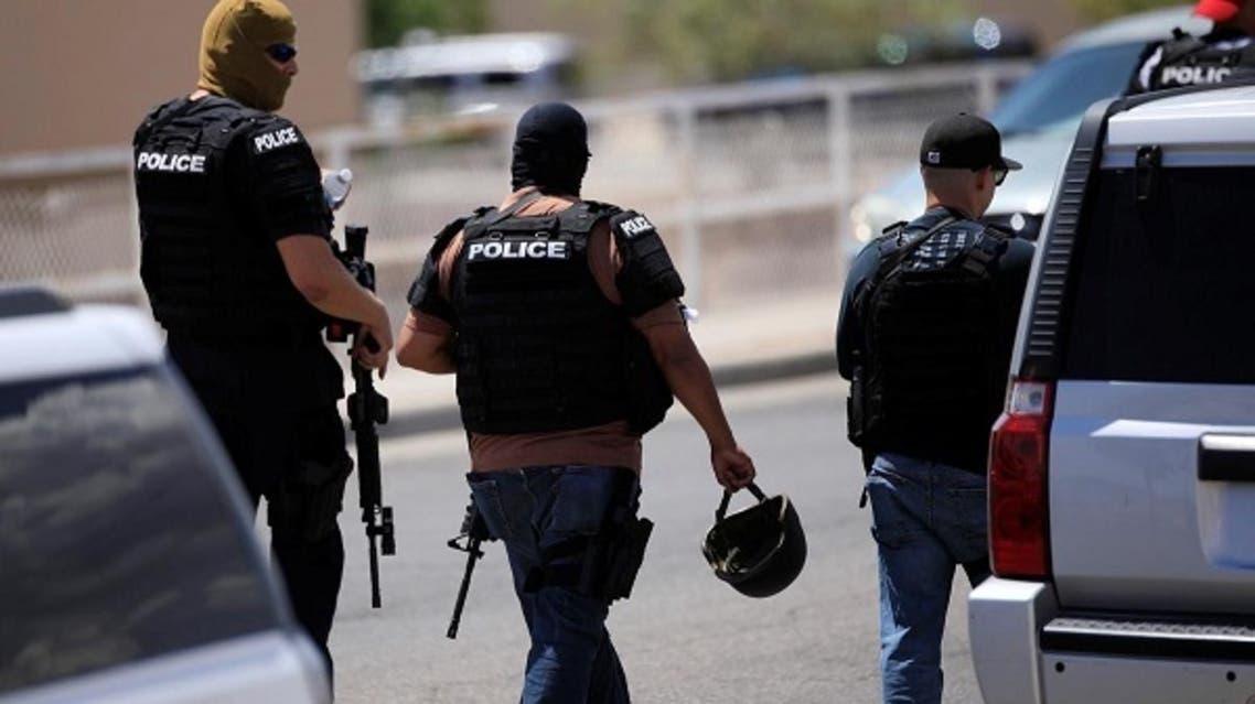 الشرطة الأميركية - تكساس