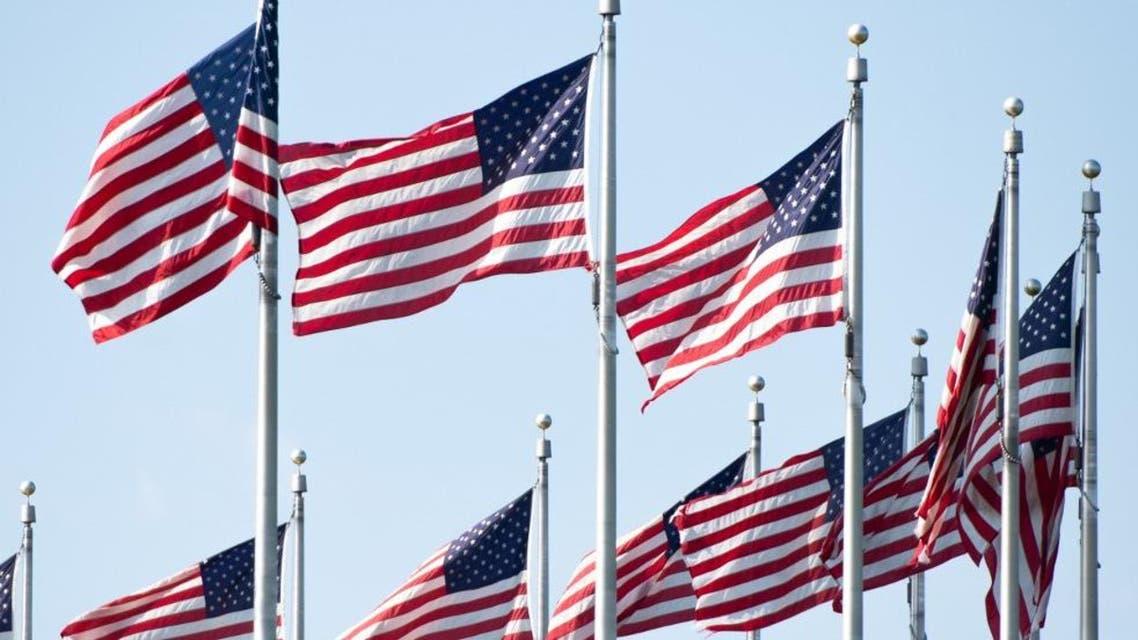 American flag AFP