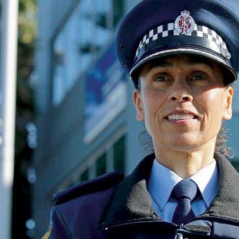مديرة شرطة كبرى مدن نيوزيلندا تحج ضمن ضيوف خادم الحرمين
