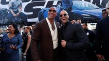 'Hobbs & Shaw' is No. 1 but trails 'Fast & Furious' pace
