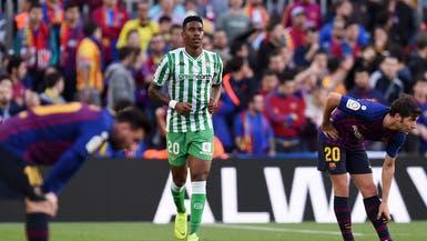 برشلونة يضم الظهير الإسباني جونيور فيربو