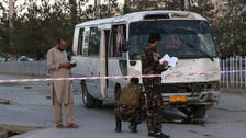 Afghan official: Bomb on bus carrying media workers kills two