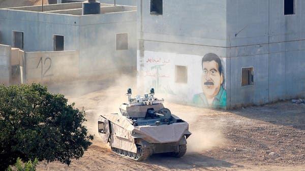 Israel unveils prototype 'tanks of the future' - Al Arabiya