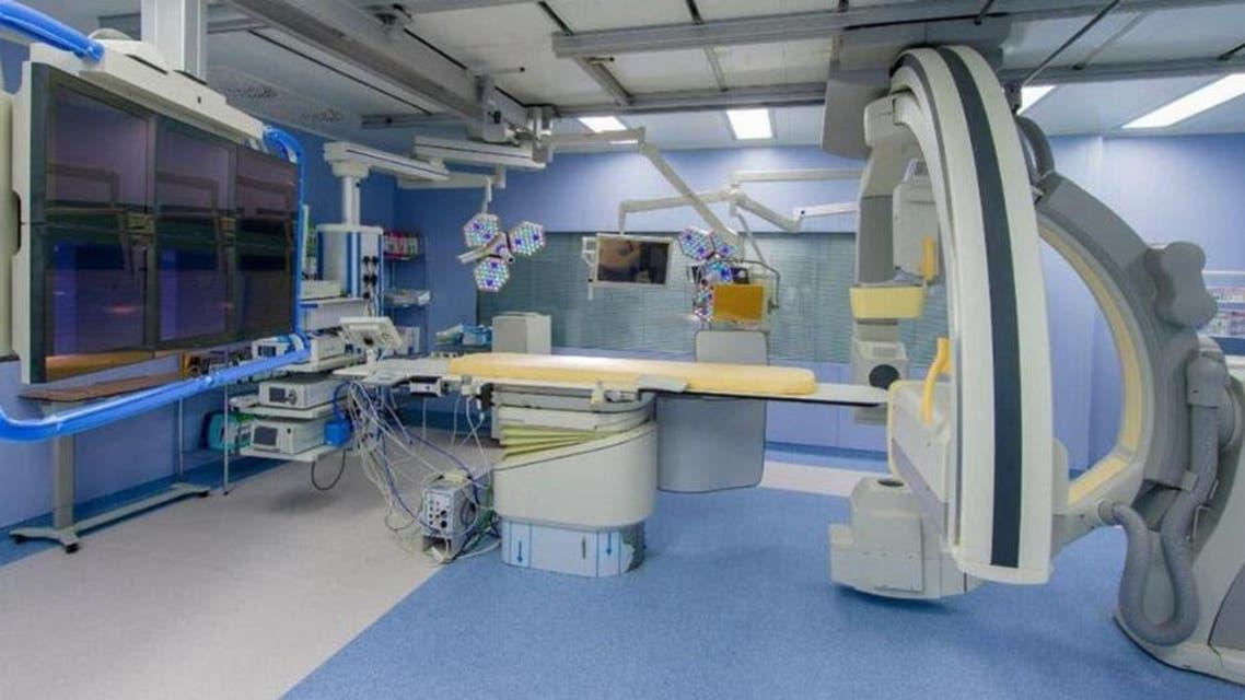 King abudllah hospital