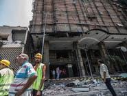 ارتفاع ضحايا حادث القاهرة إلى 20 قتيلاً و47 مصاباً