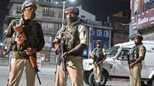 Indian Kashmir under lockdown order amid troop build-up: state govt