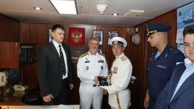 قائد البحرية الإيرانية: وقعنا اتفاقية عسكرية سرية مع روسيا