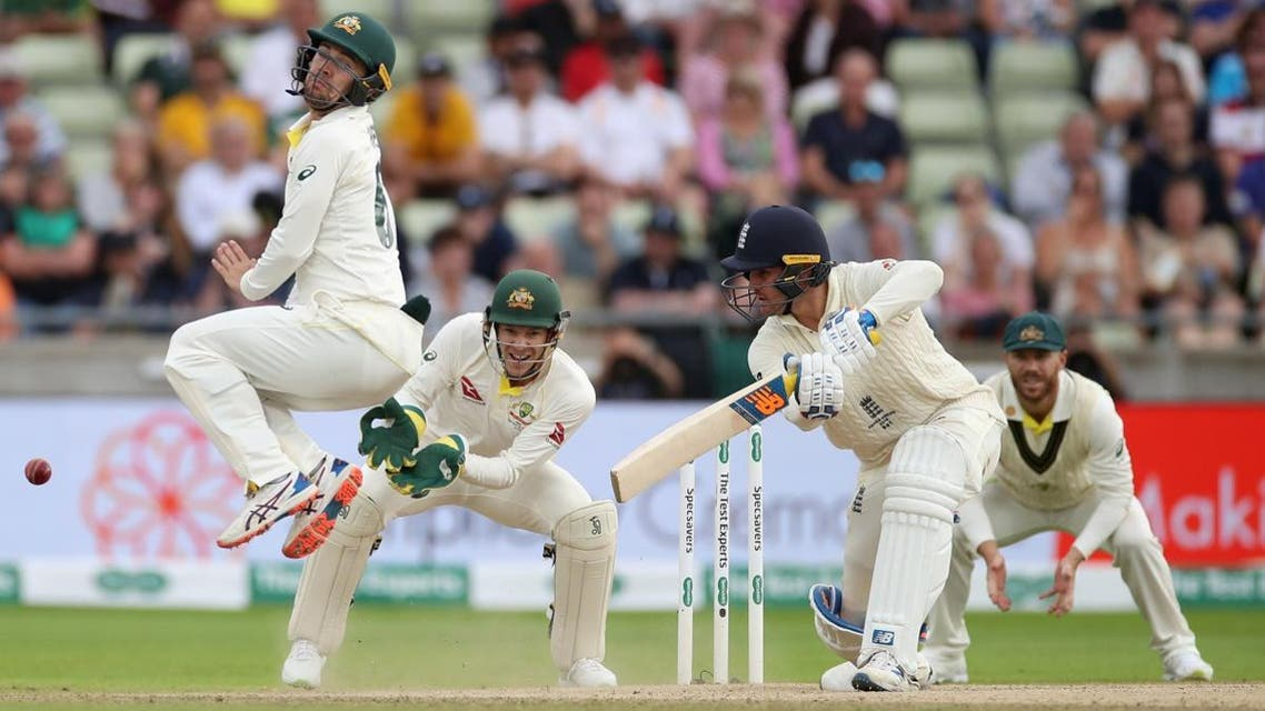 England's Jason Roy in action against Australia in the Ashes 2019 First Test at Edgbaston, Birmingham, Britain, on August 4, 2019. (Reuters)