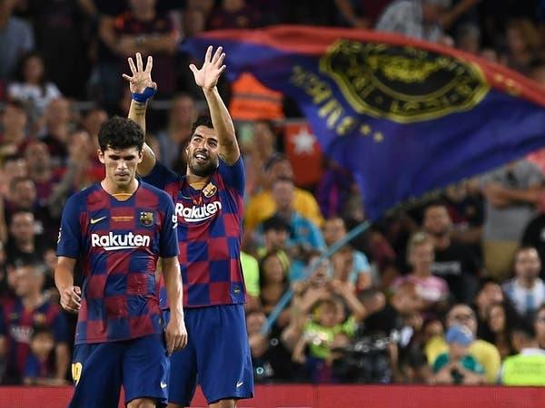 سواريز يطلب 25 مليون يورو مقابل الرحيل عن برشلونة