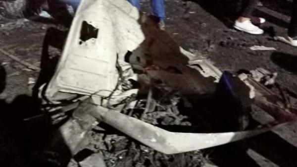 شاهد لحظة انفجار السيارات بمحيط معهد الأورام في مصر