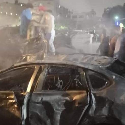 مصر: حادث معهد الأورام عمل إرهابي نفذته حركة إخوانية