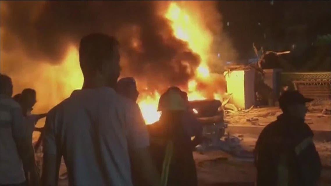 الداخلية المصرية تتهم حركة حسم بالمسؤولين عن تفجير معهد الأورام