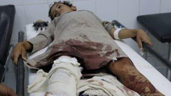قناص حوثي يقتل طفلا بالحديدة.. وقصف يصيب 4 أشقاء بالضالع