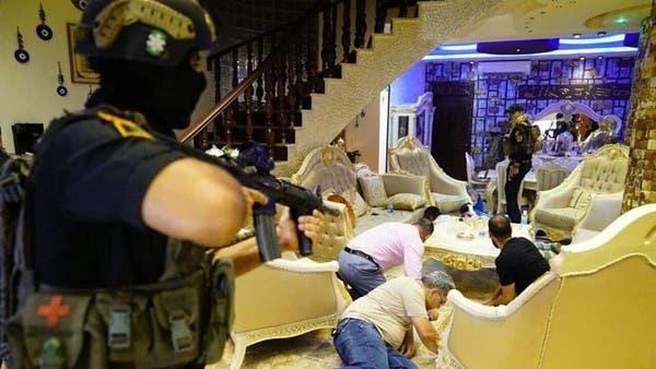 اعتقال أكبر زعيم مافيا للمخدرات والدعارة في بغداد