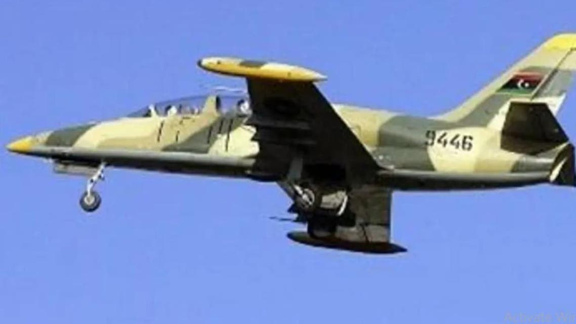 turkey plane hit by libiya