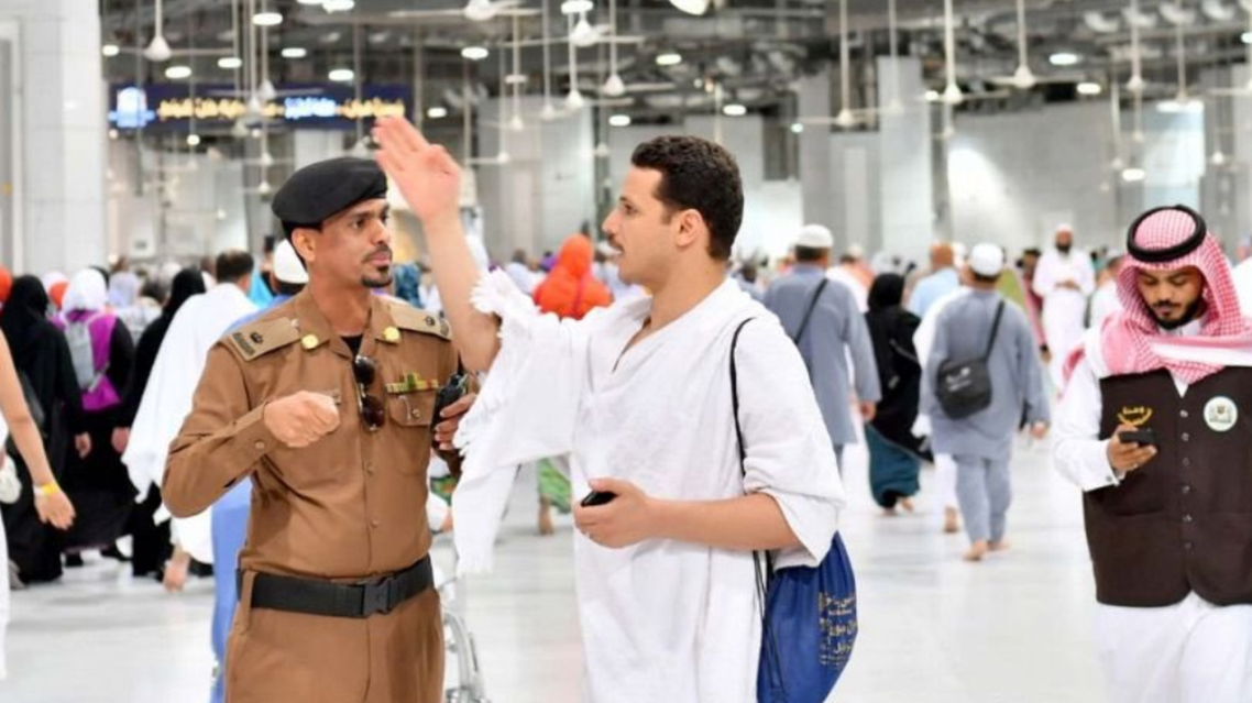 Saudi Arabia - Hajj - Pilgirms - SPA