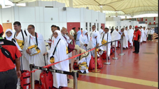 السعودية: إجمالي عدد حجاج الخارج تجاوز 1.8 مليون حاج