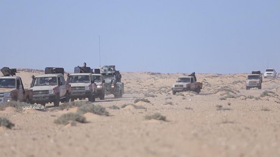 THUMBNAIL_ الجيش الليبي يستهدف طائرة شحن في مصراتة قادمة من تركيا