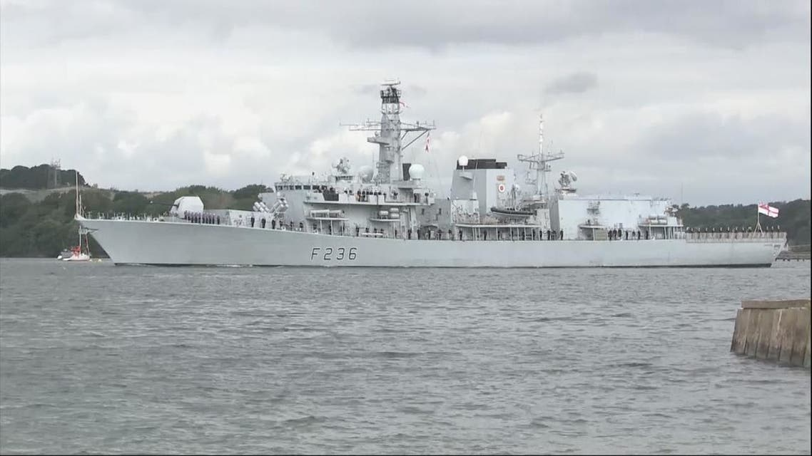فكرة القوة البحرية لحماية الملاحة في هرمز بدأت تتبلور