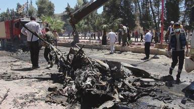 مقتل 5 بتفجير سيارة مفخخة شمال شرق سوريا