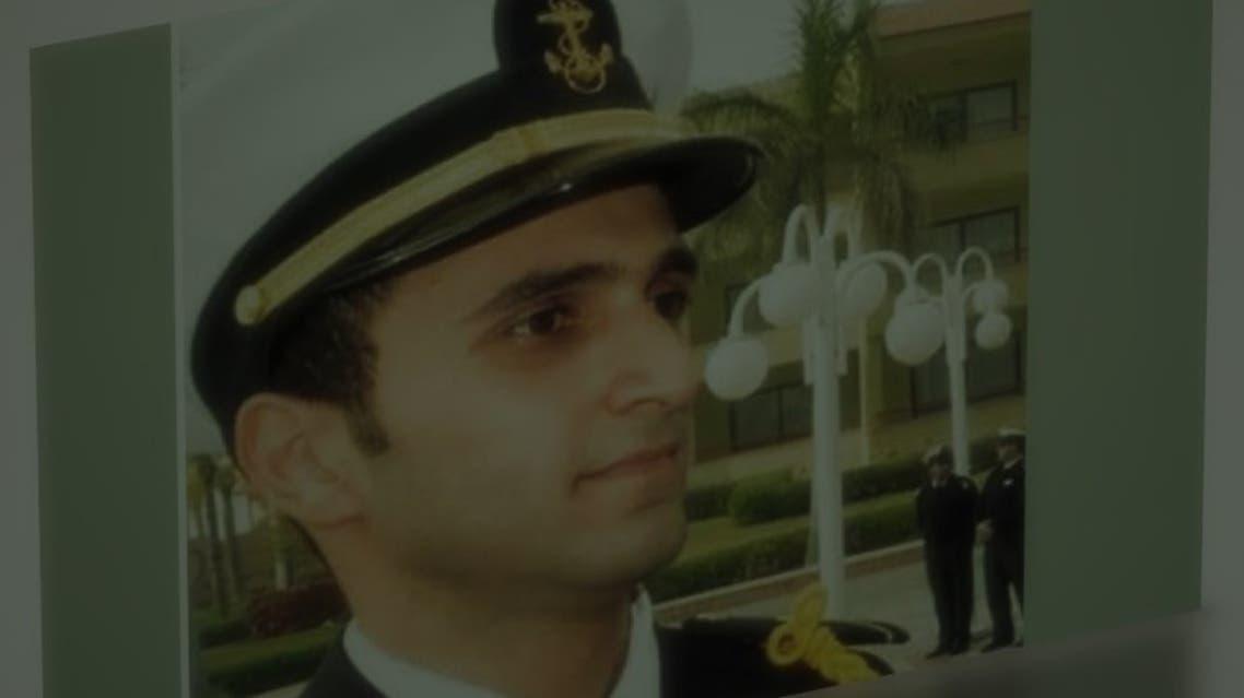 يوسف عبد الله فحل، ضابط بحري سوري