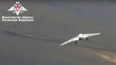 """شاهد الجيش الروسي يطلق """"الصياد"""".. أول درون ثقيلة"""
