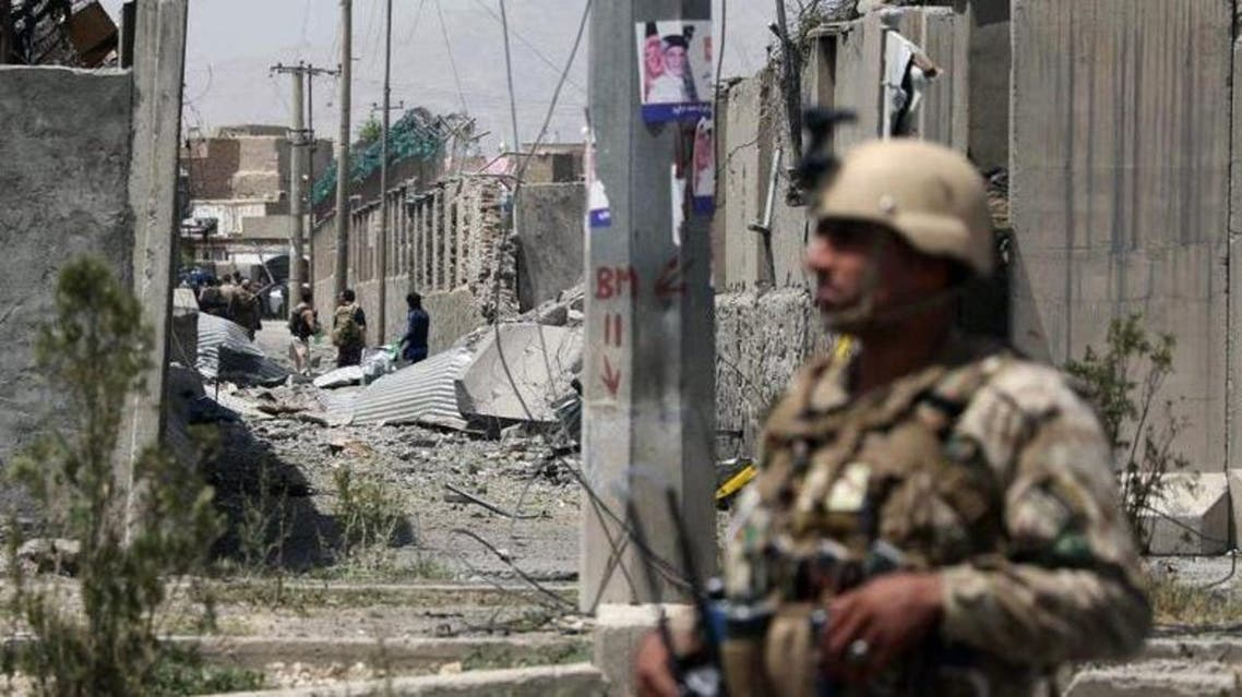 Afghanistan: kabul attack