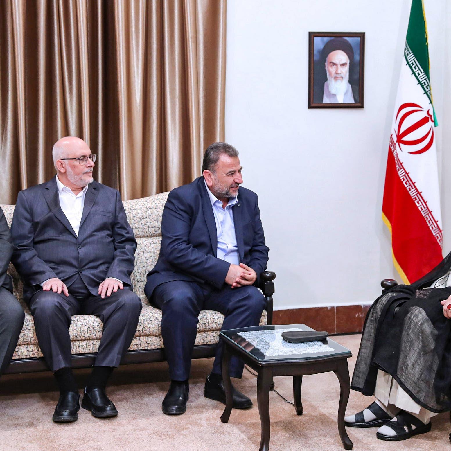 طهران تضخ أموالاً بشرايين حماس.. والحركة