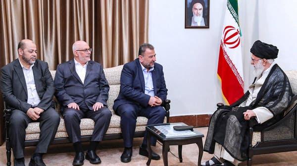 "طهران تضخ أموالاً بشرايين حماس.. والحركة ""تفدي"" إيران"