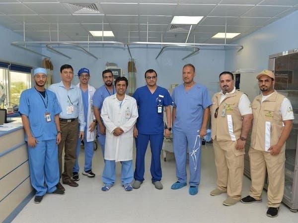 نجاح عملية قلب لحاج سوري بالكي بتقنية التصوير ثلاثي الأبعاد