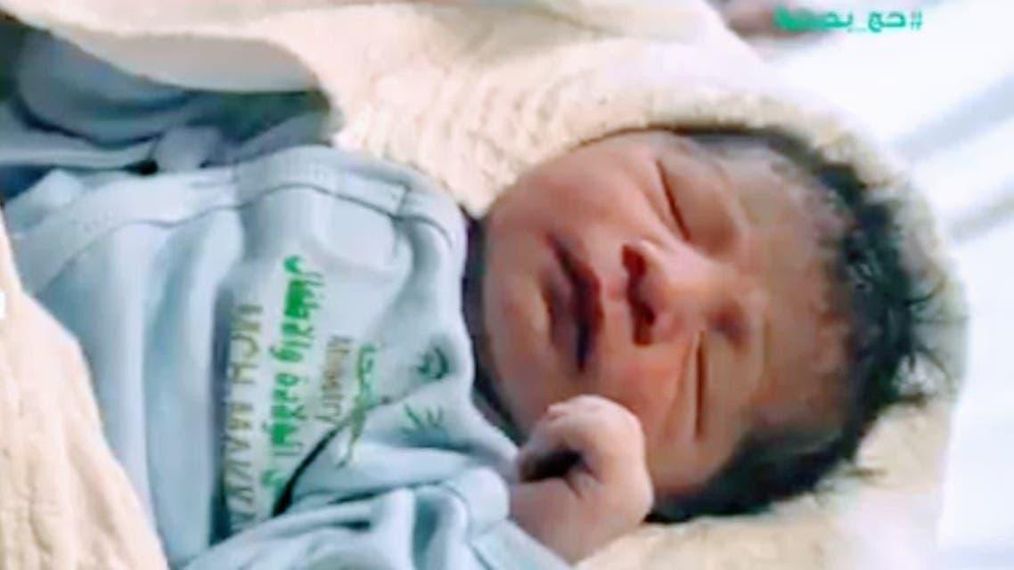 Newborn baby muhammad qasim