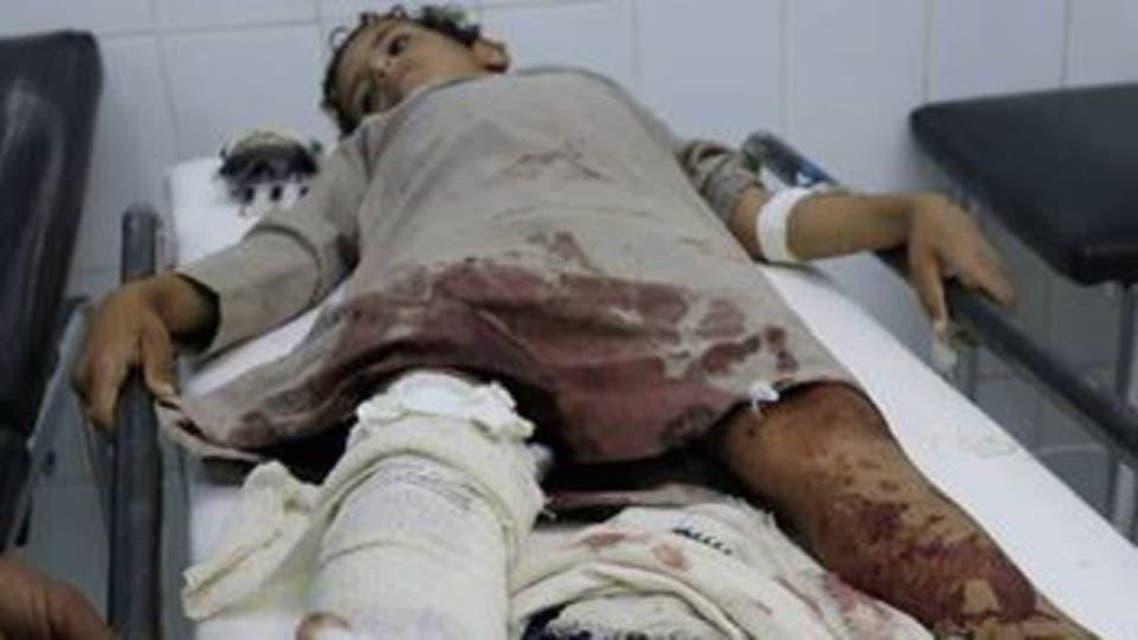 Hothis malatias attacke on Yahmei kids