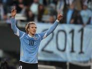 الأوروغوياني فورلان يعلن اعتزال كرة القدم