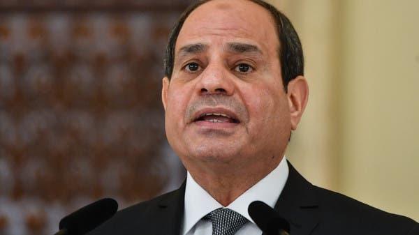 السيسي: الأطماع في مصر لم تنته والتهديدات مستمرة