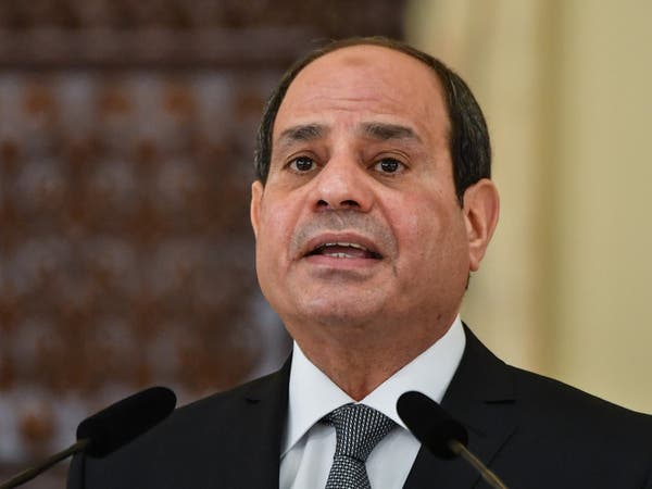 السيسي مشيداً باتفاق الرياض: خطوة لحل الأزمة في اليمن