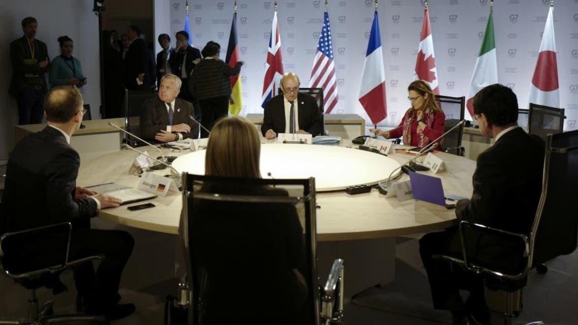 فرانسه دعوت از روحانی برای شرکت در نشست گروه هفت را رد کرد