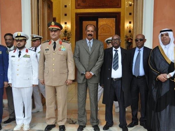 فهد بن تركي يبحث في إريتريا أمن جنوب البحر الأحمر