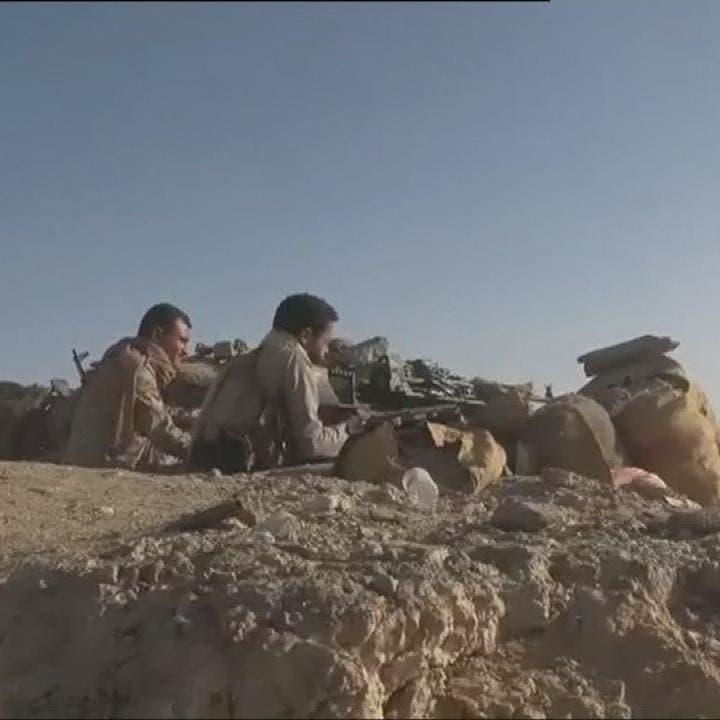 الجيش اليمني يحرر جبلين قريبين من معقل الحوثي بصعدة
