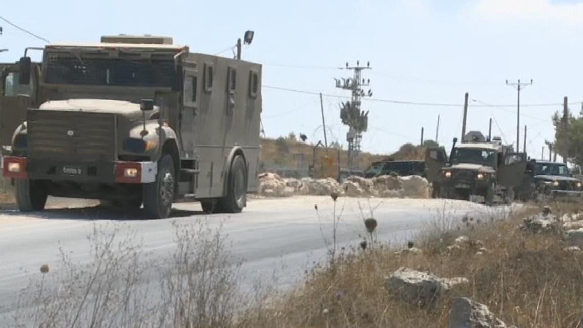 الجيش الإسرائيلي يعلن تعزيز قوات سلاح المشاة جنوب الضفة الغربية