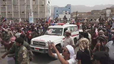 عدن.. 30 قتيلا في اشتباكات داخل معسكر حماية رئاسية